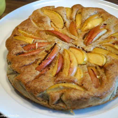Low Carb Apfelkuchen Low Carb Rezepte